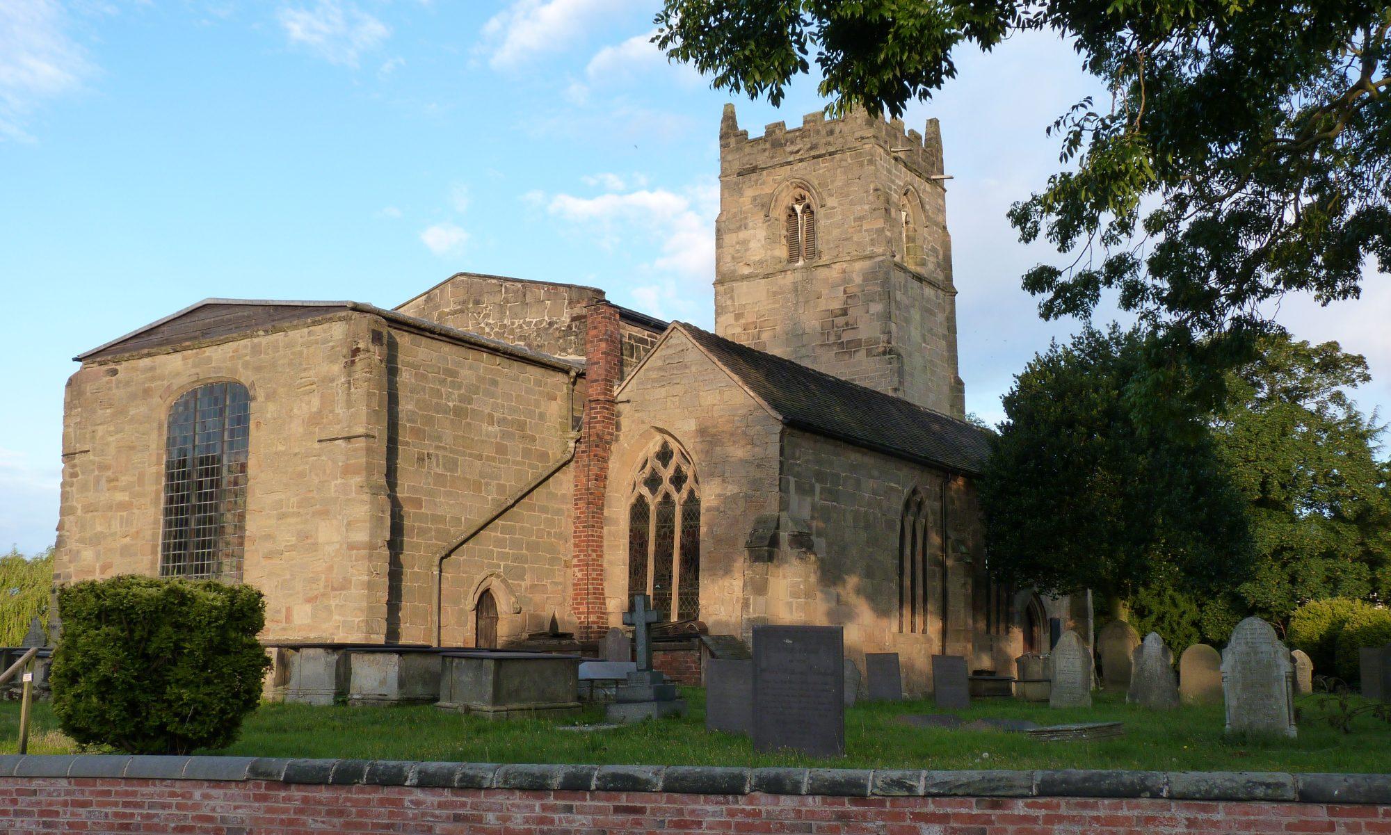 St Wilfrids, Barrow